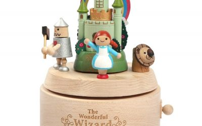 Wooden Toys Music box