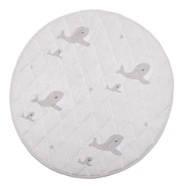 Whale Baby Play Mat