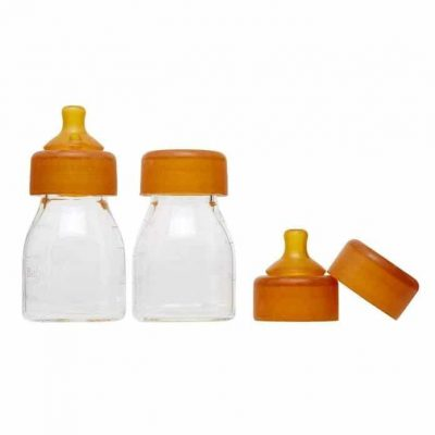 Baby Quoddle Glass Bottle