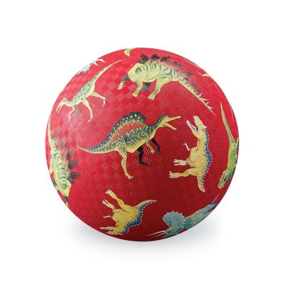 Tiger Tribe red bouncy ball